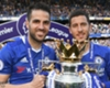 Fabregas to snub Milan for Chelsea stay