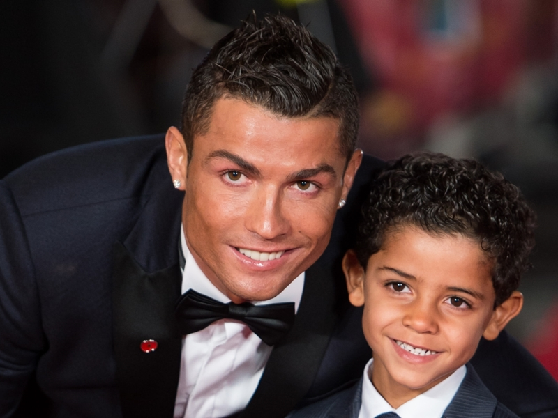 Who does Cristiano Jr play for? How Juventus & Italy youth systems work
