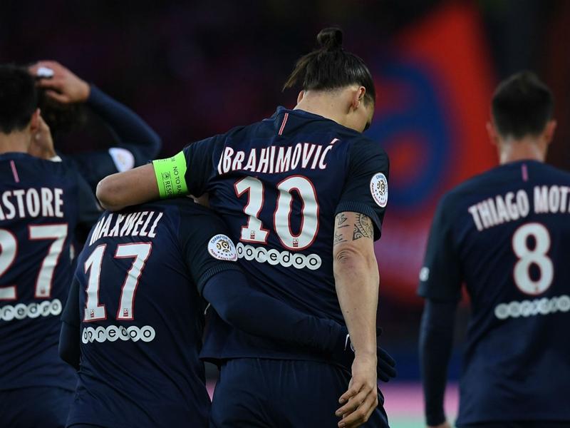 """Manchester United, le message d'Ibrahimovic à Maxwell : """"Aucun mot ne peut décrire cet homme"""""""