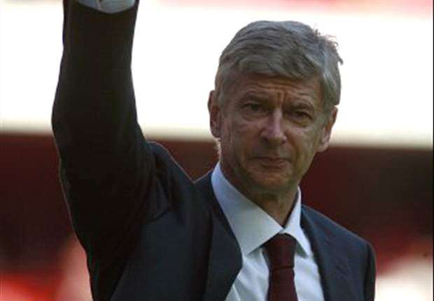 Arsene Wenger Doesn't Believe Arsenal's Top Four Spot Is Safe