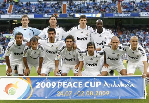 Real Madrid: ¡Sigue en directo el debut de los Neo-Galácticos con la RETRA de Goal.com!