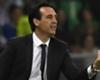 Emery never feared PSG sack