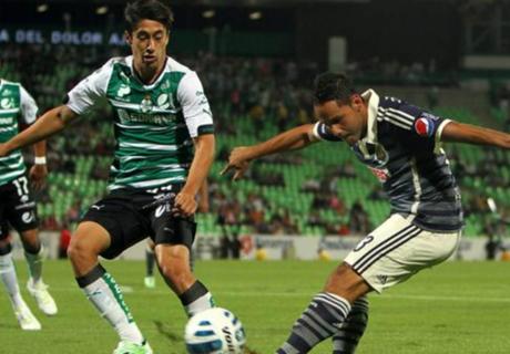 Copa Mx: Santos 5-0 Chivas