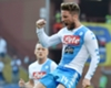 Sampdoria 2 Napoli 4: Comprehensive win not enough to snatch second place