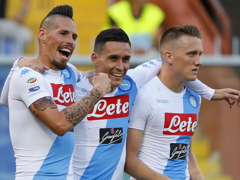 Barcelona, Napoli & Borussia Dortmund feature in seven winners for the Soccerway betting guide