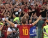 VIDEO: Roma's emotional goodbye to Totti