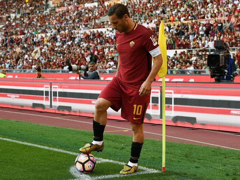 Italie - Francesco Totti évoque ses regrets de ne pas avoir eu le Ballon d'Or