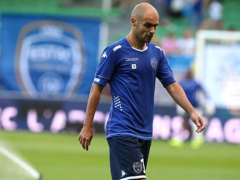 """Troyes, Nivet : """"Avec toutes les émotions vécues cette saison, il y a de fortes chances que je reste"""""""
