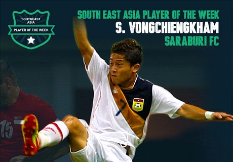 SEA Player of the Week: Soukaphone Vongchiengkham