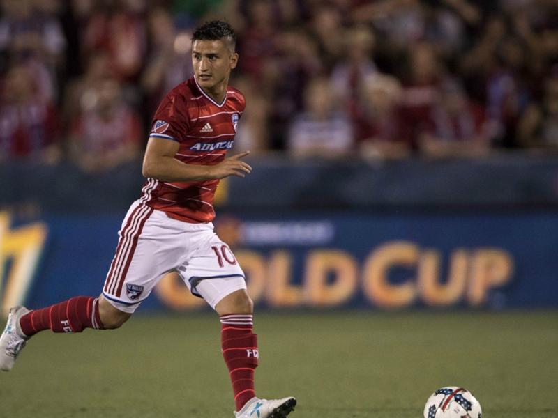 FC Dallas hopes Mauro Diaz's return sparks languid attack