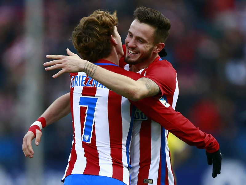 Saul: Man Utd target Griezmann important but no one is above Atletico