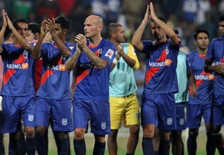 LIVE: Mumbai City FC - NorthEast United