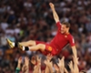 Messi hails 'incredible' Totti