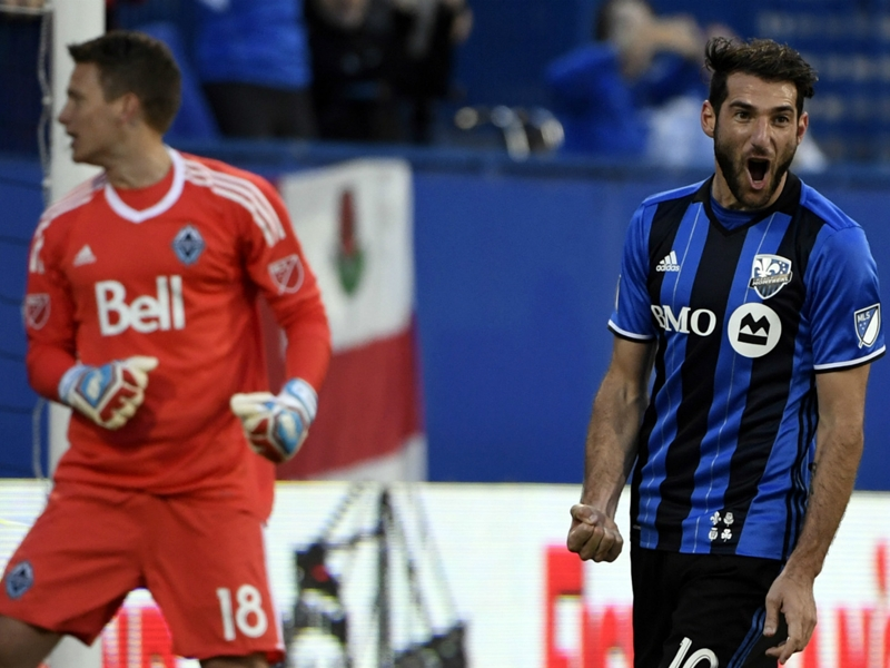 Montreal Impact 4 Vancouver Whitecaps 2 (5-4 agg): Piatti scores two as Impact advance to Canadian Championship final