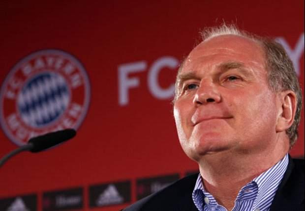 Bayern-Präsident Uli Hoeneß mag traditionelle Vereine