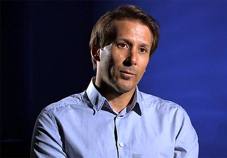 WATCH: Mendieta's tour of Barcelona