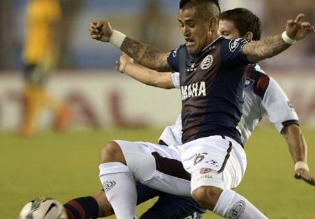 Lanús se despidió de la Sudamericana