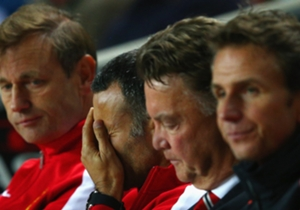 MK Dons - Manchester United: 4-0