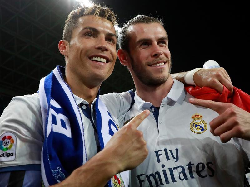 'Bale & Real Madrid stronger without Ronaldo' - Manolas