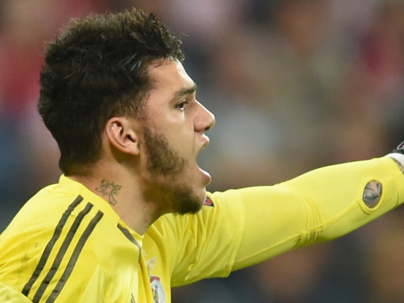 Man City sign Ederson for £35 million from Benfica