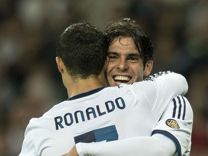 Kaka reveals Ronaldo & Dani Alves' age-defying secrets ahead of Champions League final