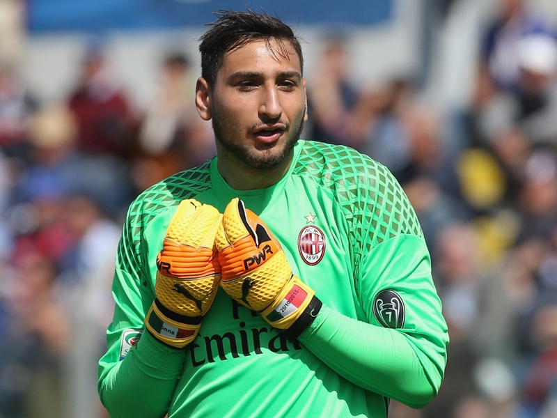 Donnarumma shortlisted as Navas successor as Madrid drop interest in De Gea
