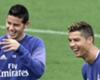 Ronaldo maakt kapsel James belachelijk