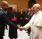 El Pep y el Papa