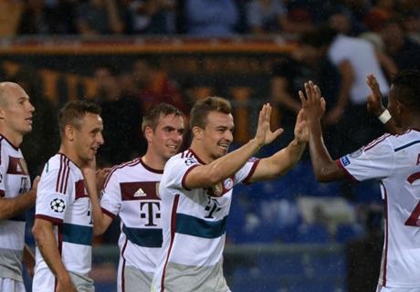 Agen: Bayern Ogah Pinjamkan Shaqiri