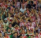 Fans del Athletic,