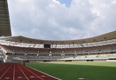 Eagles to open Uyo Stadium on Nov 6