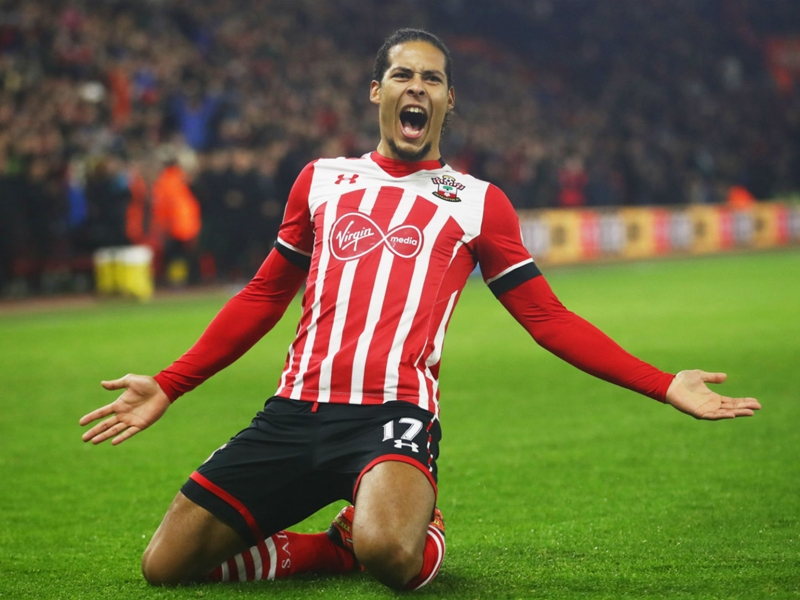 Van Dijk could play for Barcelona or Real Madrid, says former Celtic boss Lennon