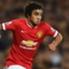 Manchester United full-back Rafael Da Silva
