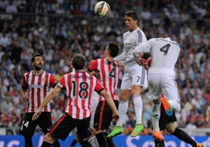 04/10/14 -- Real Madrid 5-0 Athletic (La Liga)