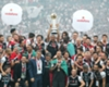 Besiktas Super Lig champions 2017