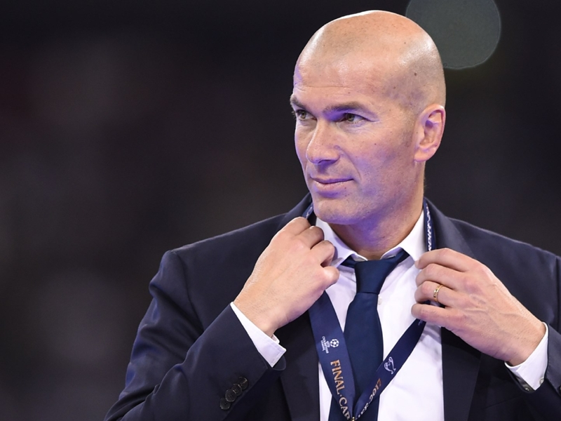 Mbappe, Donnarumma, Ronaldo? Zidane back in Madrid for key transfer talks
