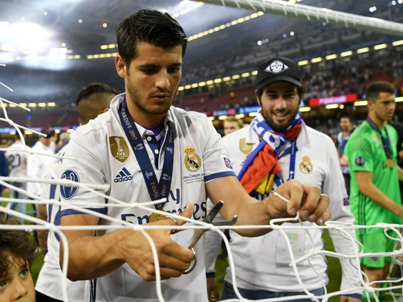 Morata to decide future 'in a few days' amid AC Milan & Man Utd interest