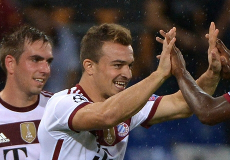 Mancini eyes Shaqiri swoop
