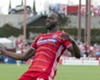 WATCH: Lamah first-half hat trick