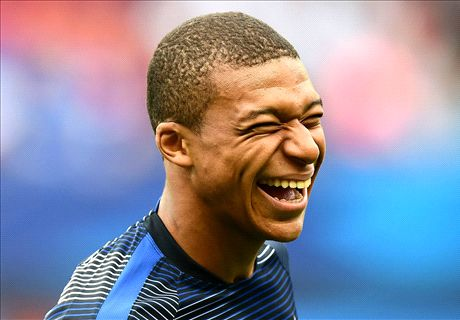 'Priceless' Mbappe drops Twitter hint