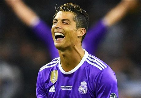 Ronaldo appears to confirm Madrid stay