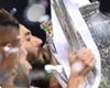 Benzema toasts CL win with NBA star