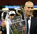 Os últimos campeões da Champions League