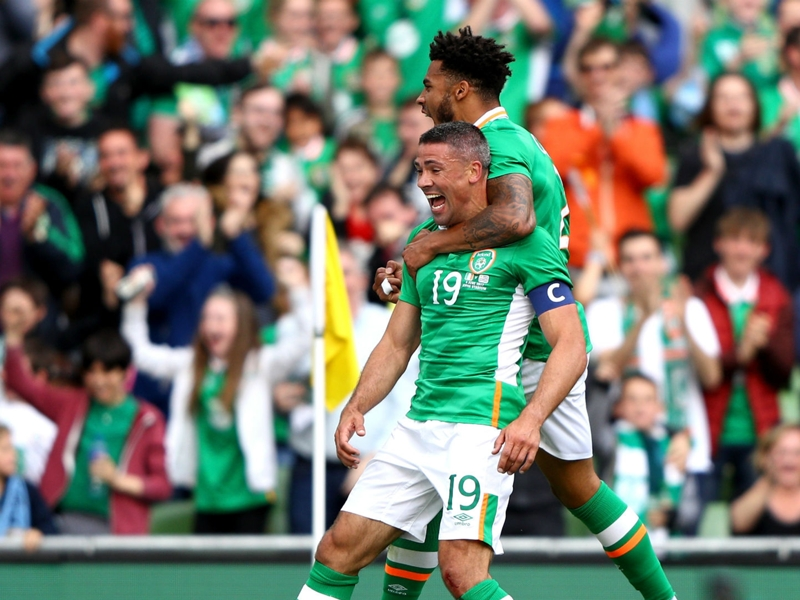 Austria audition goes perfectly for O'Neill as Ireland outclass Uruguay
