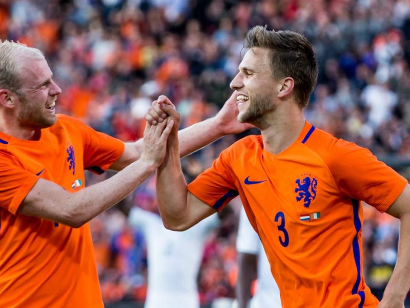 Les Pays-Bas se baladent face à la Côte d'Ivoire en match amical (5-0)