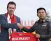 Mike Mulvey joins Thailand's Police Tero
