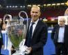 Zidane é o técnico com mais reputação