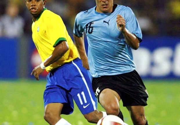 RETRA ESPECIAL: ¡El Uruguay-Brasil, EN DIRECTO en Goal.com!
