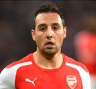 MAN OF THE MATCH Arsenal 2-0 Dortmund: Santi Cazorla