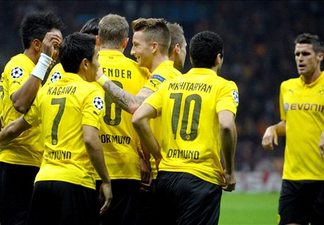 Match Report: Gala 0-4 Dortmund